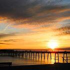 Sunrise, Deal Pier by ScoobyMoo