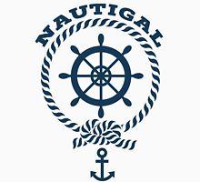 Nautigal Nautical T Shirt Womens Fitted T-Shirt