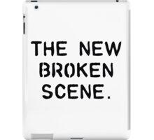 The New Broken Scene iPad Case/Skin