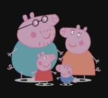 Peppa Pig Family Kids Clothes