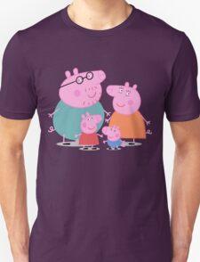 Peppa Pig Family T-Shirt