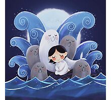 Song of the Sea Photographic Print