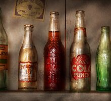 Food - Beverage - Favorite soda by Mike  Savad