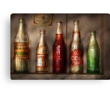 Food - Beverage - Favorite soda Canvas Print