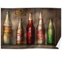 Food - Beverage - Favorite soda Poster