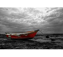 Want to buy a boat? Photographic Print