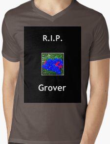 R.I.P Grover Mens V-Neck T-Shirt