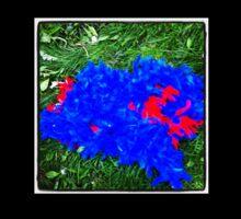 R.I.P Grover Sticker