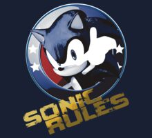 Sonic Rules by sonicfan114