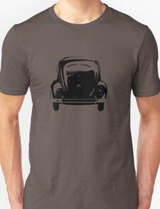 Volkswagen Beetle Bug Rear Stencil Unisex T-Shirt