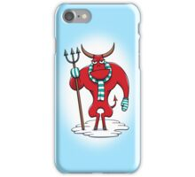 Cold Day in Hell iPhone Case/Skin