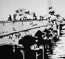 Bridge by Alena  Samsonov