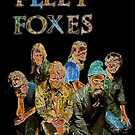 Fleet Foxes by Elliott Butler