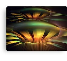 Diode Canvas Print