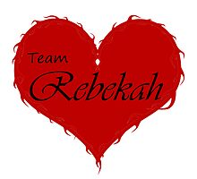 Team Rebekah by MsHannahRB