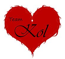 Team Kol by MsHannahRB