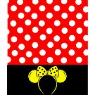 Minnie Hat by Rechenmacher