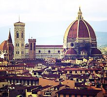 Basilica di Santa Maria del Fiore by James Hennman