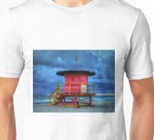 Miami - South Beach Lifeguard Stand 005 Unisex T-Shirt