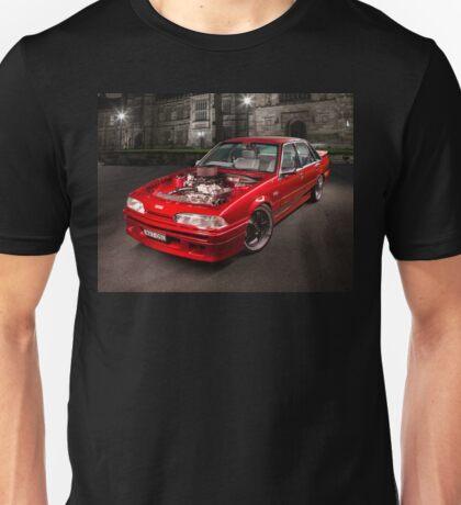 Matthew La Spada's Holden VL Commodore Unisex T-Shirt