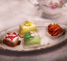 Food - Sweet - Cake - Grandma's treats  by Mike  Savad