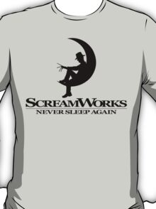 ScreamWorks (Black) T-Shirt