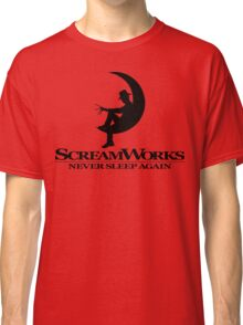 ScreamWorks (Black) Classic T-Shirt