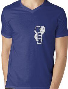 Give Mens V-Neck T-Shirt