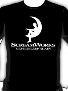 ScreamWorks (White) T-Shirt