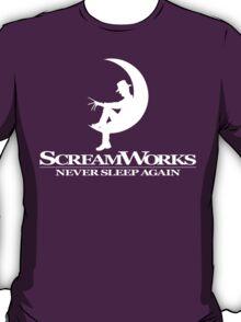 ScreamWorks (White) T-Shirt