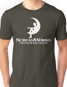 ScreamWorks (White) Unisex T-Shirt