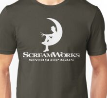 ScreamWorks (White) Unisex T-Shirt