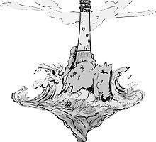 The Lighthouse by vitez-art
