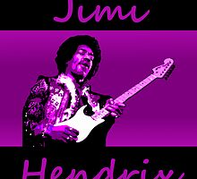 Jimi  by Chris-Cox