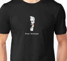 Free Assange Unisex T-Shirt