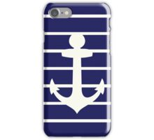 Anchor iPhone Case iPhone Case/Skin