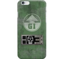 Bagman Distressed iPhone Case/Skin