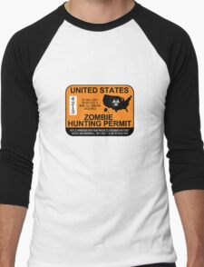 Zombie Hunting Permit 2012/2013 T-Shirt