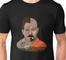 The Two Faces of Walter White Unisex T-Shirt
