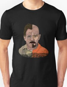 The Two Faces of Walter White T-Shirt