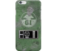 Helm Distressed iPhone Case/Skin