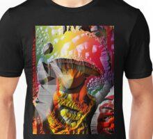 CAPTAIN STARRR WARZZZ Unisex T-Shirt