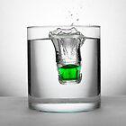 green shot by Sebastian Warnes
