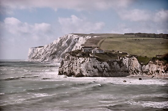 White Cliffs by Steve Randall