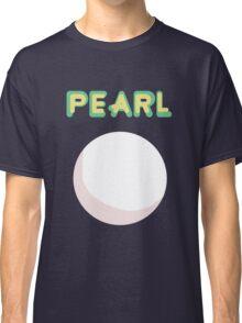 Pearl Crystal Gem Classic T-Shirt