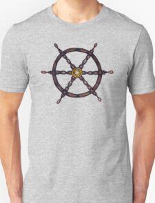 Nautical - Ship's Wheel T-Shirt