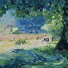 Haying by TerrillWelch