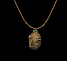 Berserk - Green Bejelit necklace t-shirt by Stefania Patella