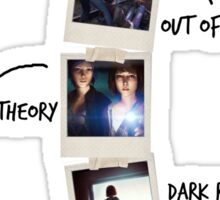 Life is Strange - Episodes Sticker