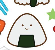 Sushi Time! - Pattern Sticker